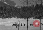 Image of Boys and girls at U.S. Ski Patrol School Berchtesgaden Germany, 1957, second 14 stock footage video 65675043165