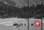 Image of Boys and girls at U.S. Ski Patrol School Berchtesgaden Germany, 1957, second 15 stock footage video 65675043165