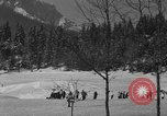 Image of Boys and girls at U.S. Ski Patrol School Berchtesgaden Germany, 1957, second 16 stock footage video 65675043165