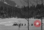 Image of Boys and girls at U.S. Ski Patrol School Berchtesgaden Germany, 1957, second 17 stock footage video 65675043165