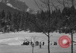 Image of Boys and girls at U.S. Ski Patrol School Berchtesgaden Germany, 1957, second 21 stock footage video 65675043165