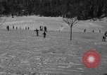 Image of Boys and girls at U.S. Ski Patrol School Berchtesgaden Germany, 1957, second 29 stock footage video 65675043165