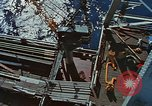 Image of The Glomar Challenger drilling deep ocean cores United States USA, 1974, second 34 stock footage video 65675043171
