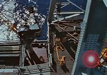 Image of The Glomar Challenger drilling deep ocean cores United States USA, 1974, second 35 stock footage video 65675043171