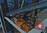 Image of The Glomar Challenger drilling deep ocean cores United States USA, 1974, second 39 stock footage video 65675043171