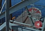 Image of The Glomar Challenger drilling deep ocean cores United States USA, 1974, second 43 stock footage video 65675043171