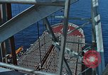 Image of The Glomar Challenger drilling deep ocean cores United States USA, 1974, second 45 stock footage video 65675043171