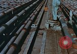 Image of The Glomar Challenger drilling deep ocean cores United States USA, 1974, second 48 stock footage video 65675043171