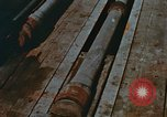Image of The Glomar Challenger drilling deep ocean cores United States USA, 1974, second 57 stock footage video 65675043171