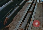 Image of The Glomar Challenger drilling deep ocean cores United States USA, 1974, second 58 stock footage video 65675043171