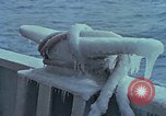 Image of The Glomar Challenger in cold weather operations Atlantic Ocean, 1974, second 51 stock footage video 65675043173
