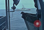 Image of The Glomar Challenger in cold weather operations Atlantic Ocean, 1974, second 57 stock footage video 65675043173