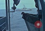 Image of The Glomar Challenger in cold weather operations Atlantic Ocean, 1974, second 58 stock footage video 65675043173