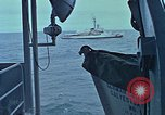Image of The Glomar Challenger in cold weather operations Atlantic Ocean, 1974, second 60 stock footage video 65675043173
