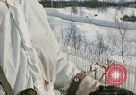 """Image of NATO soldiers in """"Arctic Express"""" exercises Norway, 1970, second 35 stock footage video 65675043181"""