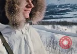 """Image of NATO soldiers in """"Arctic Express"""" exercises Norway, 1970, second 36 stock footage video 65675043181"""