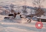 """Image of NATO troops in Operation """"Arctic Express"""" Norway, 1970, second 16 stock footage video 65675043183"""