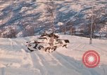 """Image of NATO troops in Operation """"Arctic Express"""" Norway, 1970, second 45 stock footage video 65675043183"""