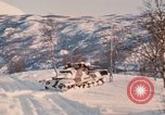 """Image of NATO troops in Operation """"Arctic Express"""" Norway, 1970, second 52 stock footage video 65675043183"""