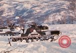 """Image of NATO troops in Operation """"Arctic Express"""" Norway, 1970, second 60 stock footage video 65675043183"""