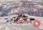 """Image of NATO troops in Operation """"Arctic Express"""" Norway, 1970, second 62 stock footage video 65675043183"""