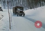 Image of NATO troops on maneuvers in Norway Norway, 1970, second 22 stock footage video 65675043185