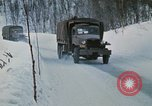 Image of NATO troops on maneuvers in Norway Norway, 1970, second 23 stock footage video 65675043185