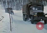 Image of NATO troops on maneuvers in Norway Norway, 1970, second 24 stock footage video 65675043185
