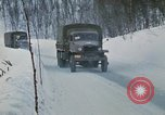 Image of NATO troops on maneuvers in Norway Norway, 1970, second 27 stock footage video 65675043185