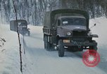 Image of NATO troops on maneuvers in Norway Norway, 1970, second 28 stock footage video 65675043185