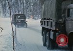 Image of NATO troops on maneuvers in Norway Norway, 1970, second 29 stock footage video 65675043185