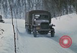 Image of NATO troops on maneuvers in Norway Norway, 1970, second 31 stock footage video 65675043185