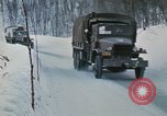 Image of NATO troops on maneuvers in Norway Norway, 1970, second 36 stock footage video 65675043185