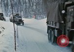 Image of NATO troops on maneuvers in Norway Norway, 1970, second 37 stock footage video 65675043185
