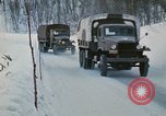 Image of NATO troops on maneuvers in Norway Norway, 1970, second 40 stock footage video 65675043185