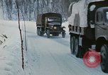Image of NATO troops on maneuvers in Norway Norway, 1970, second 41 stock footage video 65675043185