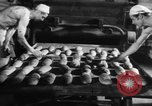 Image of Bakery Berlin Germany, 1948, second 25 stock footage video 65675043213