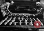 Image of Bakery Berlin Germany, 1948, second 31 stock footage video 65675043213