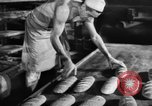Image of Bakery Berlin Germany, 1948, second 39 stock footage video 65675043213