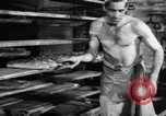 Image of Bakery Berlin Germany, 1948, second 41 stock footage video 65675043213