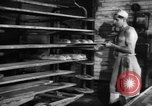 Image of Bakery Berlin Germany, 1948, second 46 stock footage video 65675043213