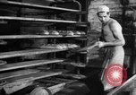 Image of Bakery Berlin Germany, 1948, second 51 stock footage video 65675043213