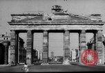 Image of C-54 Skymaster Berlin Germany, 1948, second 1 stock footage video 65675043214