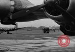 Image of C-54 Skymaster Berlin Germany, 1948, second 24 stock footage video 65675043214