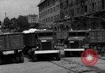 Image of Workers unload goods Berlin Germany, 1948, second 1 stock footage video 65675043217
