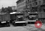 Image of Workers unload goods Berlin Germany, 1948, second 2 stock footage video 65675043217