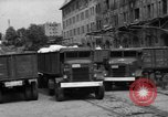 Image of Workers unload goods Berlin Germany, 1948, second 4 stock footage video 65675043217