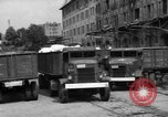 Image of Workers unload goods Berlin Germany, 1948, second 6 stock footage video 65675043217