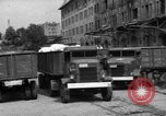 Image of Workers unload goods Berlin Germany, 1948, second 7 stock footage video 65675043217