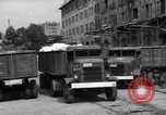 Image of Workers unload goods Berlin Germany, 1948, second 8 stock footage video 65675043217